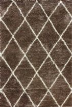 NuLoom Shag Diamond Area Rug Collection