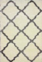 NuLoom Shag Moroccan Trellis Area Rug Collection