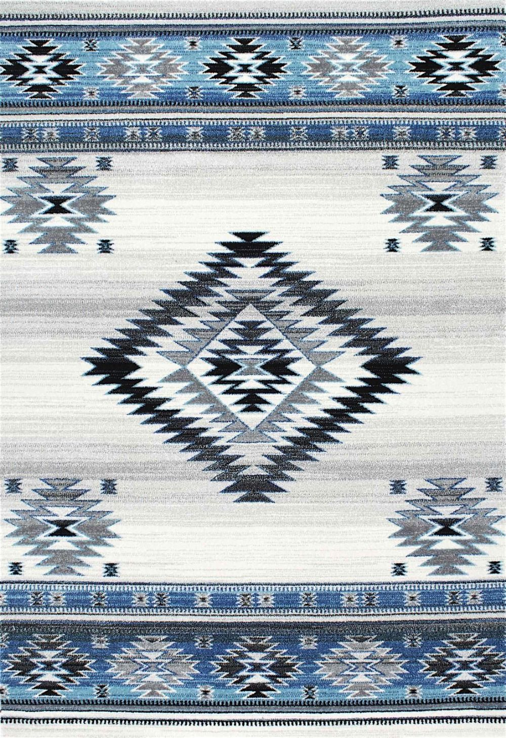 nuloom navajo southwestern/lodge area rug collection