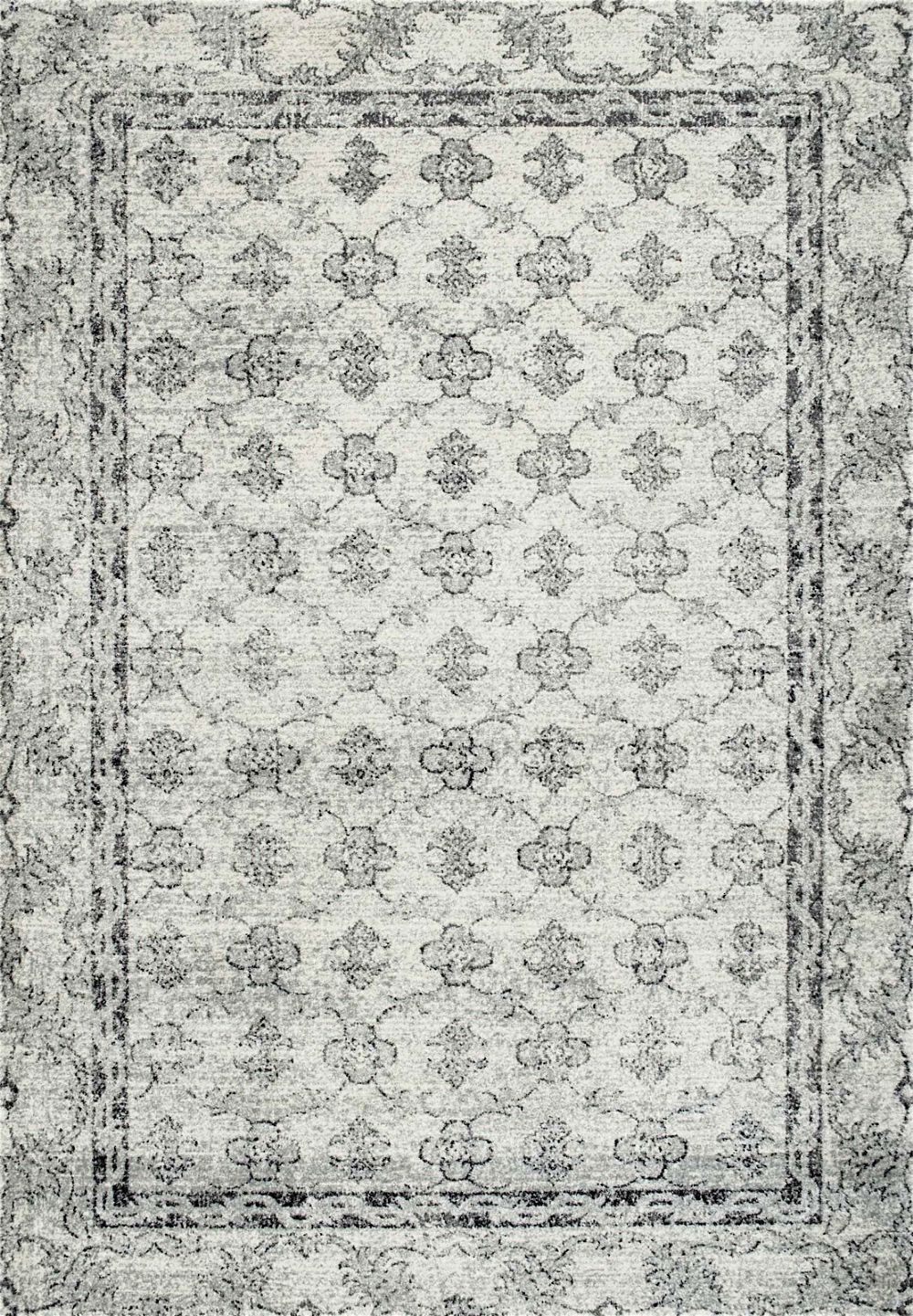 nuloom vintage lourdes traditional area rug collection