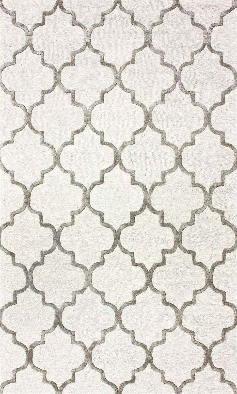 nuloom park avenue trellis contemporary area rug collection
