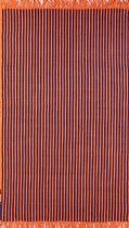 NuLoom Solid/Striped Striped Eula Area Rug Collection