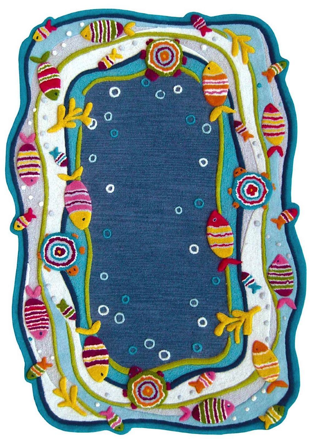 nuloom under the ocean kids area rug collection