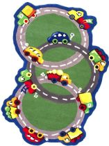 NuLoom Kids U Turn Area Rug Collection