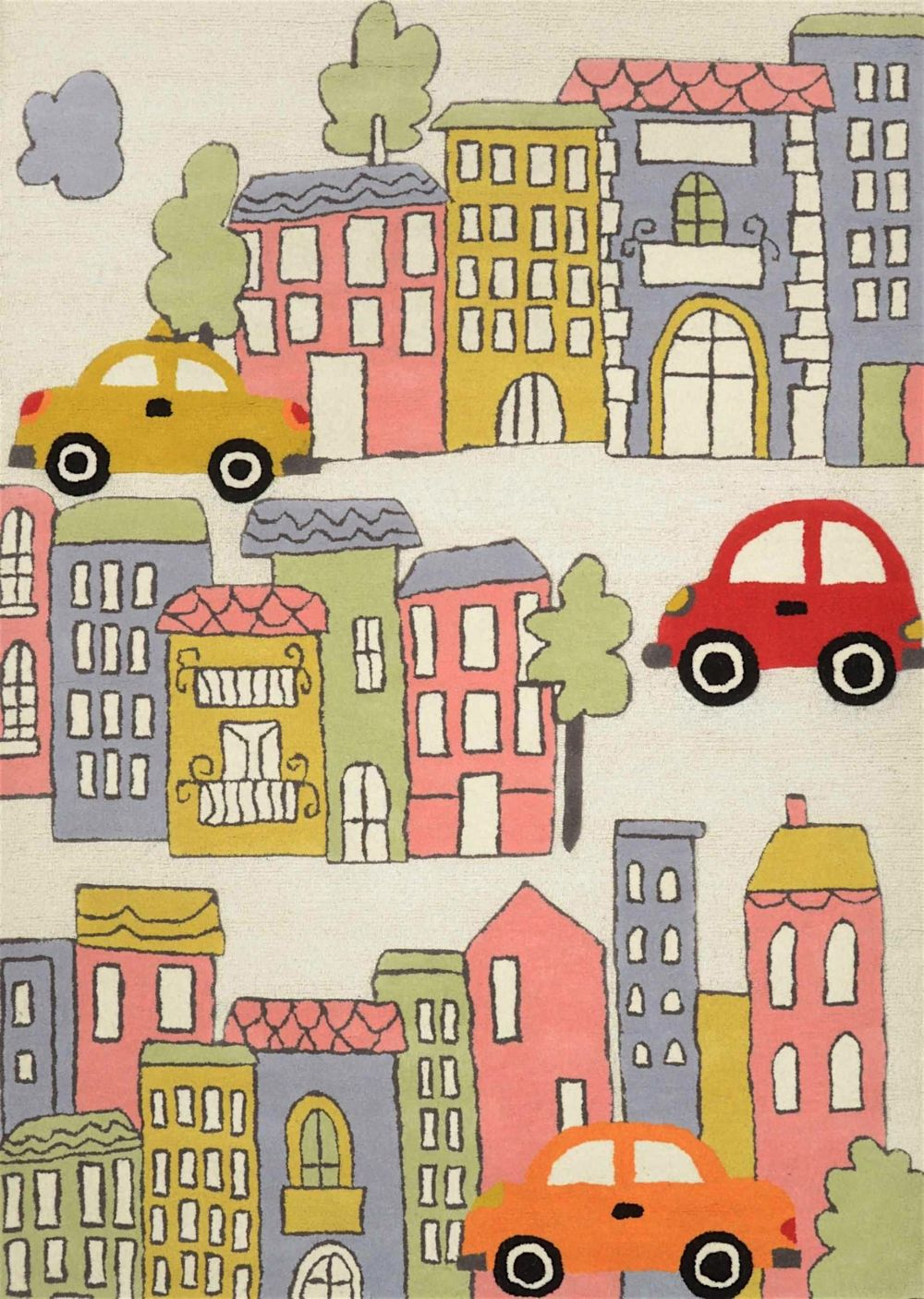 nuloom city ride kids area rug collection