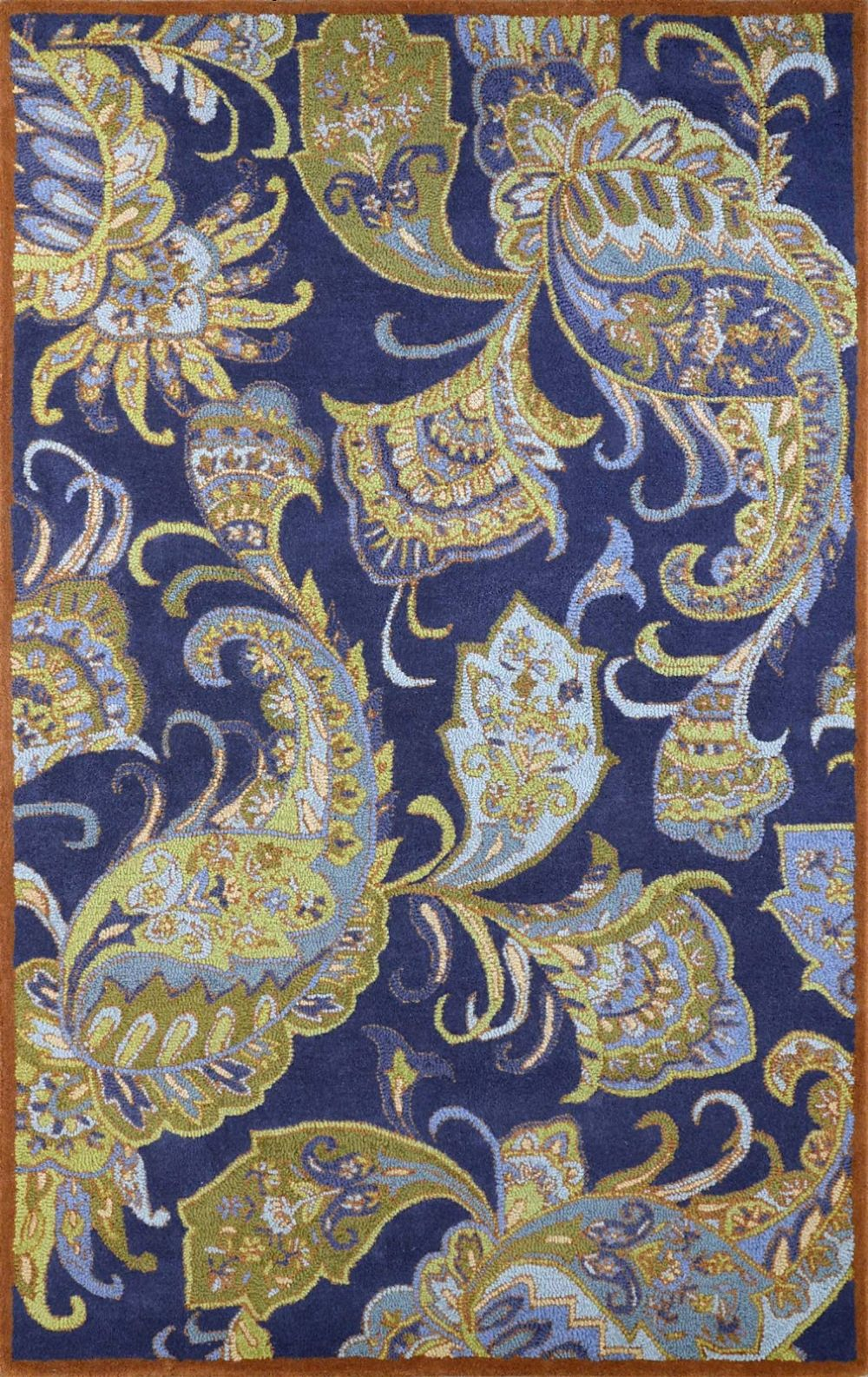 nuloom paisley country & floral area rug collection