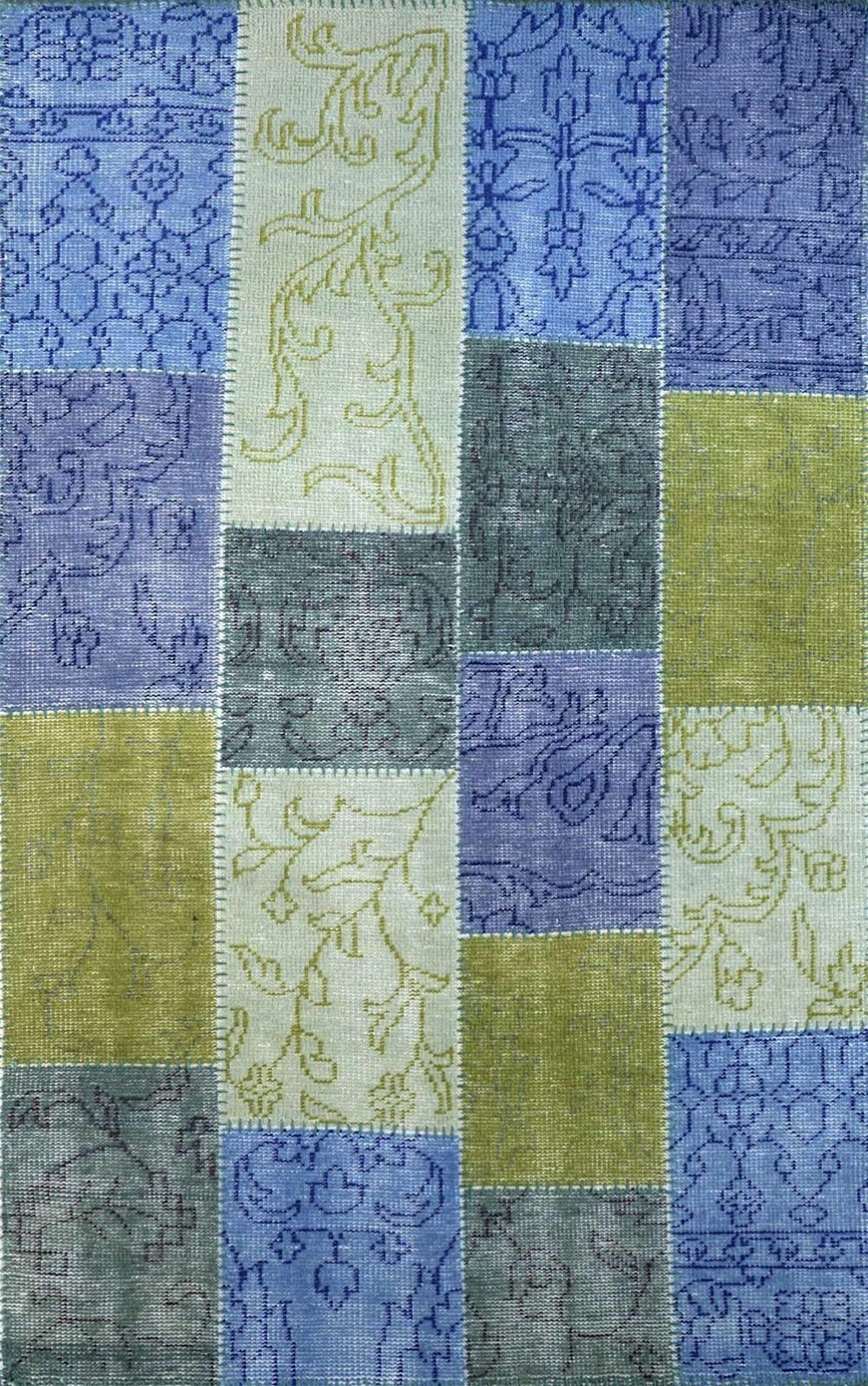 nuloom patchwork timmy contemporary area rug collection