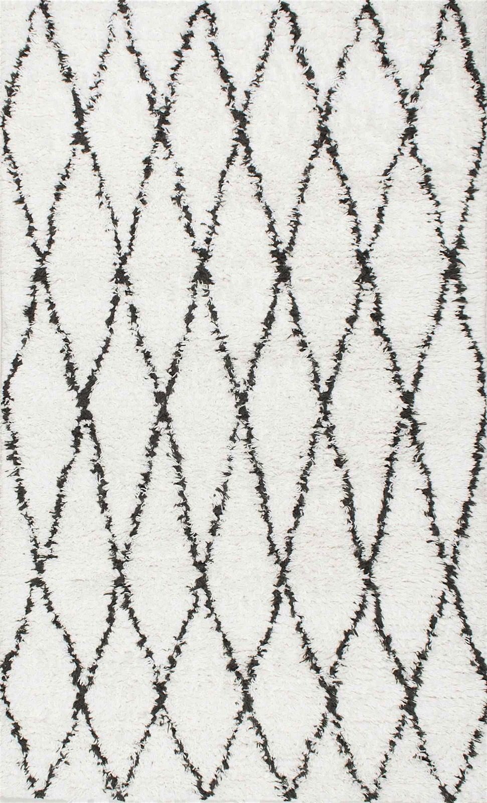 nuloom claudette shag area rug collection
