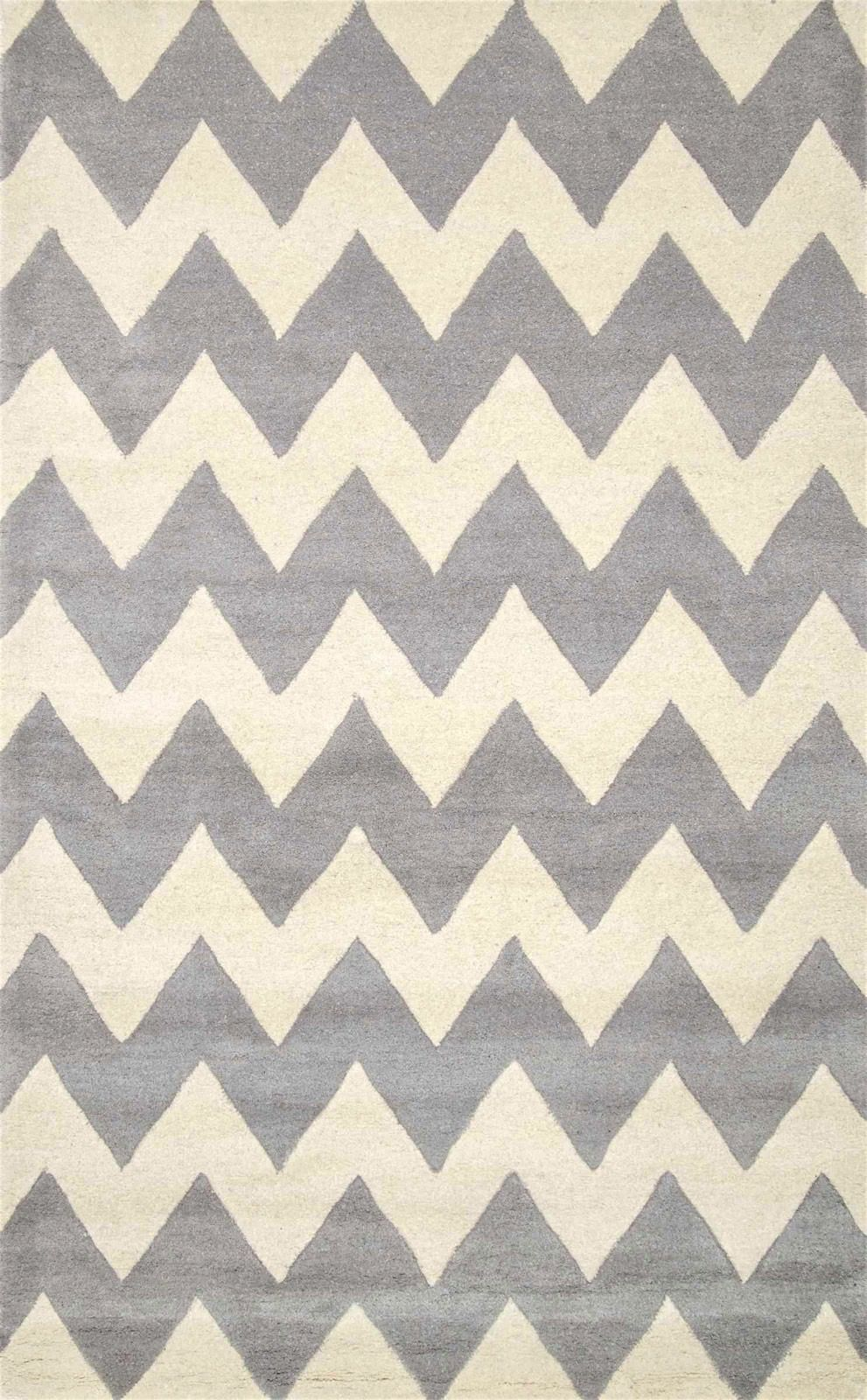 nuloom cassidy chevron contemporary area rug collection