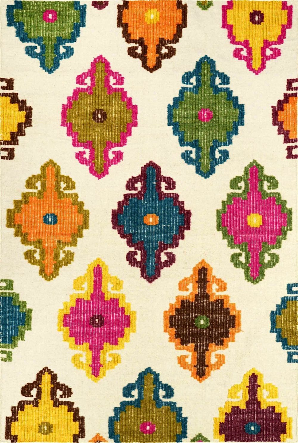 nuloom jared country & floral area rug collection