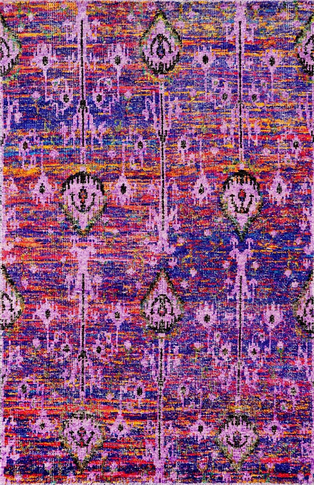 nuloom melonie southwestern/lodge area rug collection