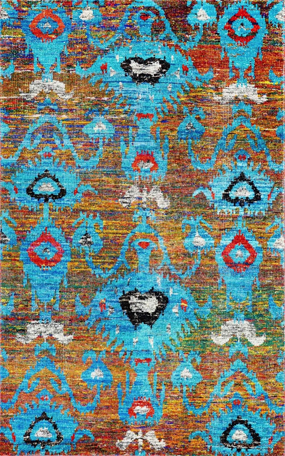 nuloom jaleesa southwestern/lodge area rug collection