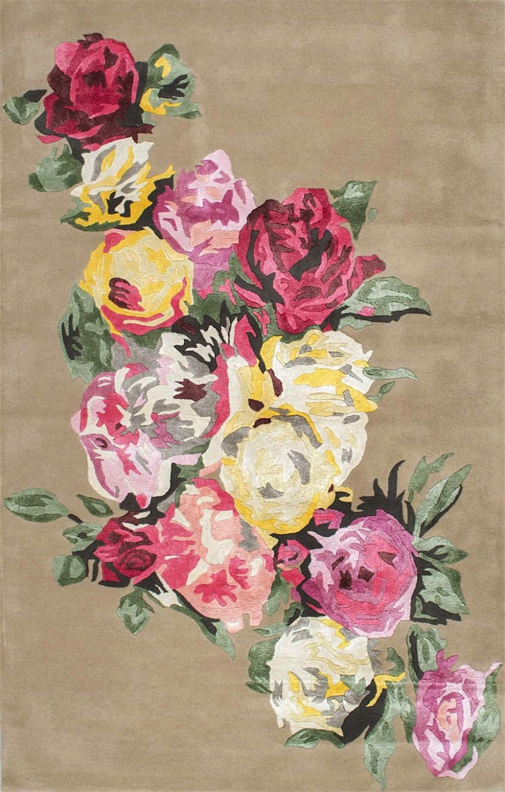 nuloom tammera country & floral area rug collection