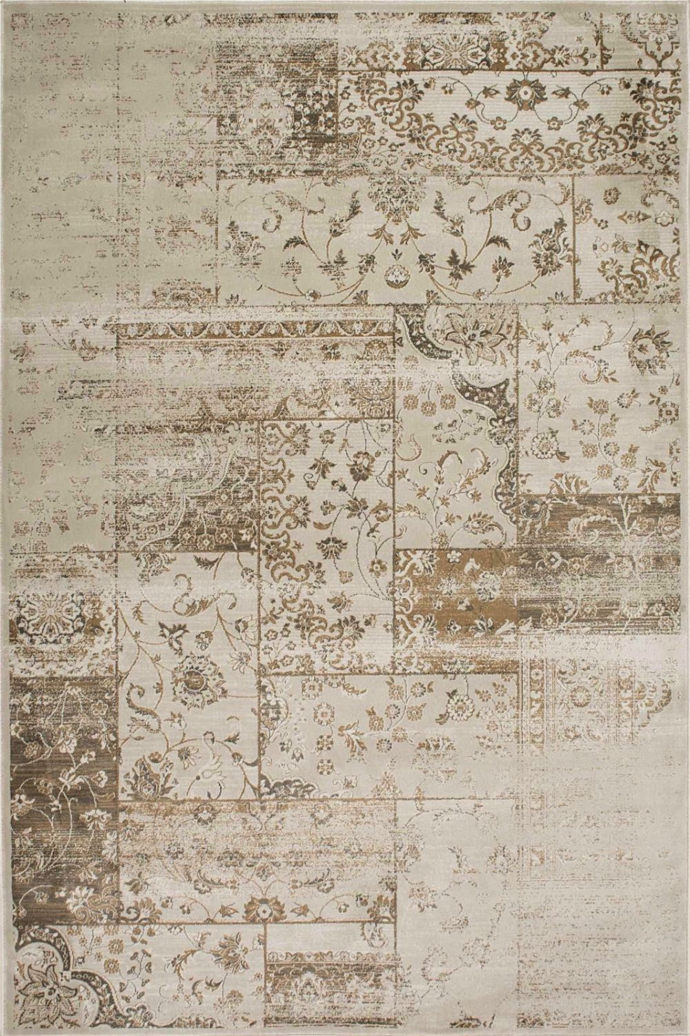 nuloom vintage natashia contemporary area rug collection