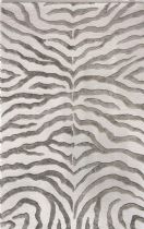 NuLoom Animal Inspirations Plush Zebra Area Rug Collection