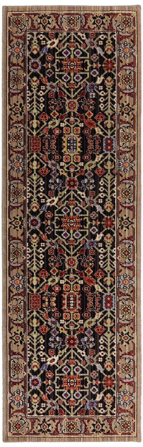 karastan bravado traditional area rug collection
