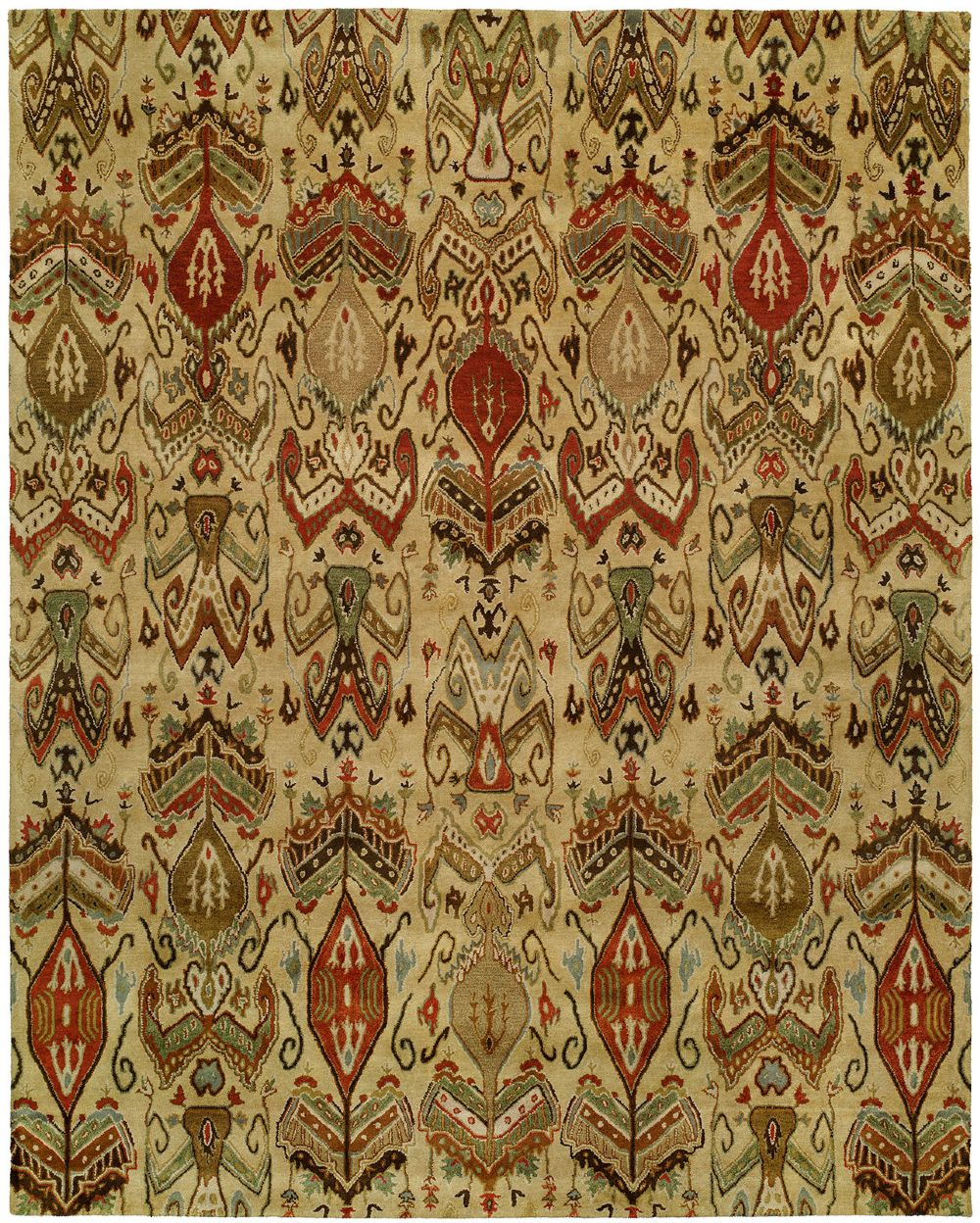 kalaty heirloom transitional area rug collection