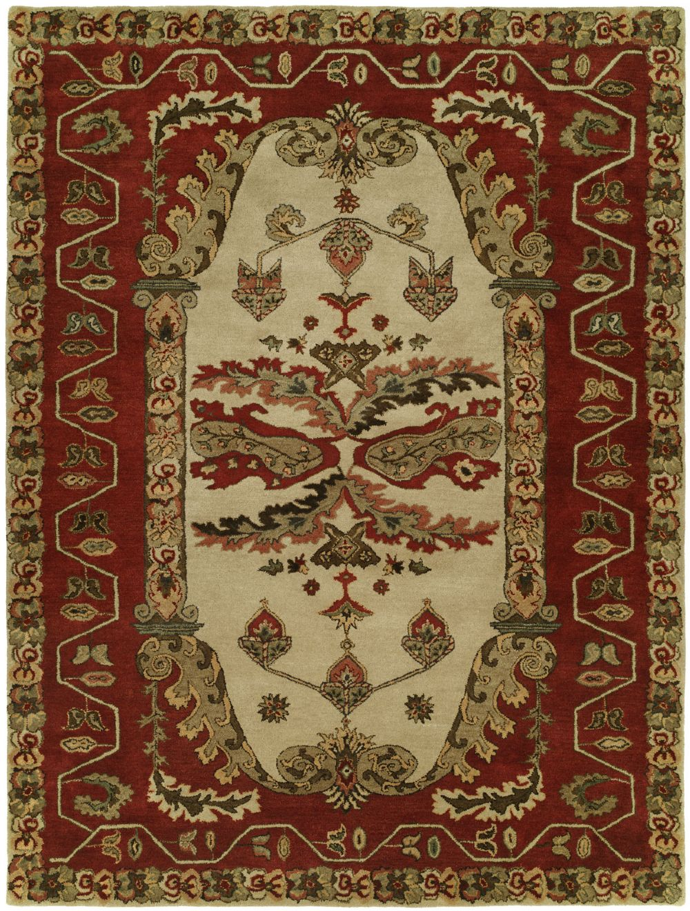 kalaty newport mansions traditional area rug collection