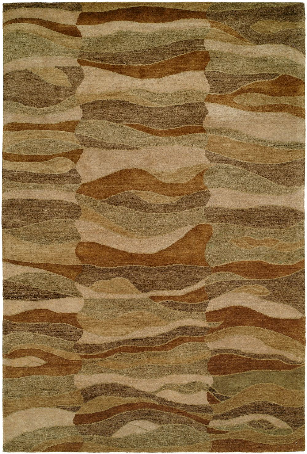 kalaty vista contemporary area rug collection