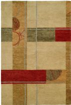 Kalaty Contemporary Vista Area Rug Collection