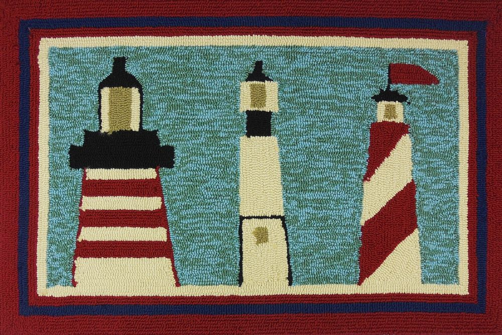 homefires lighthouse brigade contemporary area rug collection
