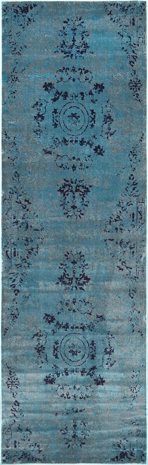 nuloom vintage viscose emmer traditional area rug collection