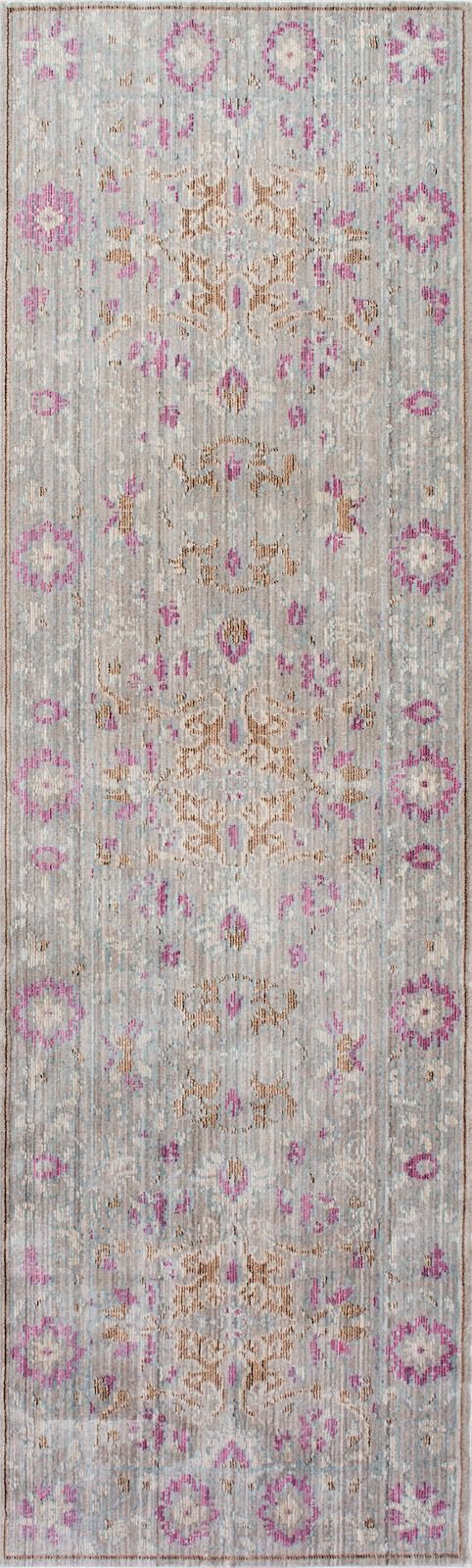 nuloom vintage darline transitional area rug collection