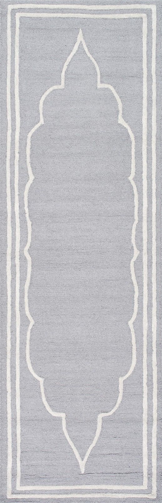 nuloom tari solid/striped area rug collection
