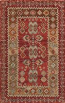 Rectangle rug, Hand Tufted rug, Southwestern/Lodge, Tangier, Momeni rug
