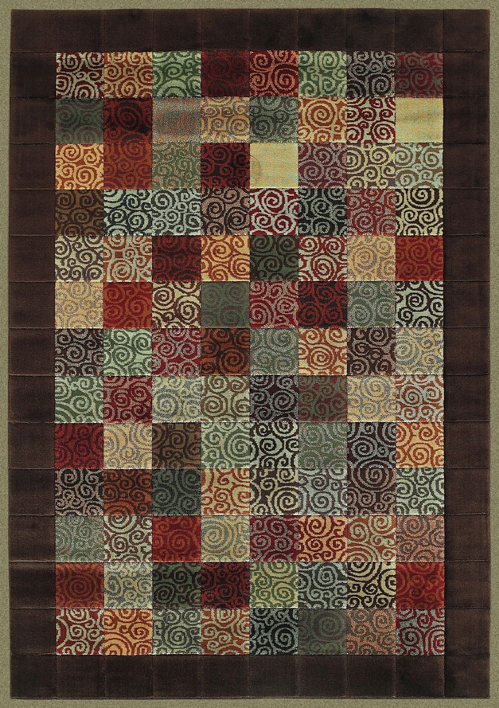 shaw impressions transitional area rug collection