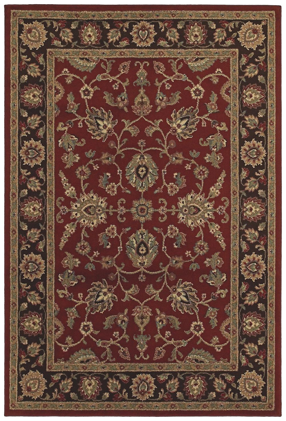 shaw concepts traditional area rug collection