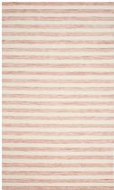 Safavieh Solid/Striped Dhurries Area Rug Collection