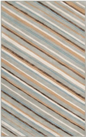 RugPal Solid/Striped Distinctive Area Rug Collection