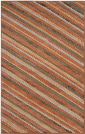 Surya Solid/Striped Modern Classics Area Rug Collection