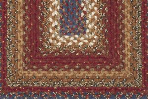 RugPal Braided Capel Area Rug Collection