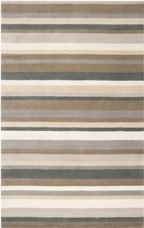 RugPal Solid/Striped Morrison Area Rug Collection