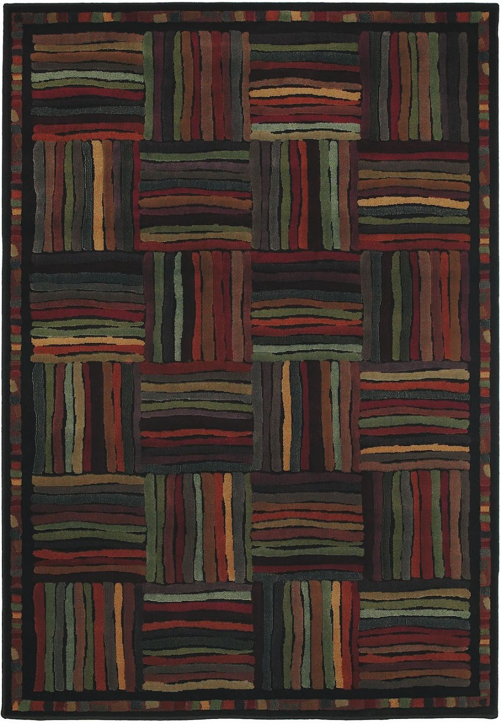 shaw reverie contemporary area rug collection