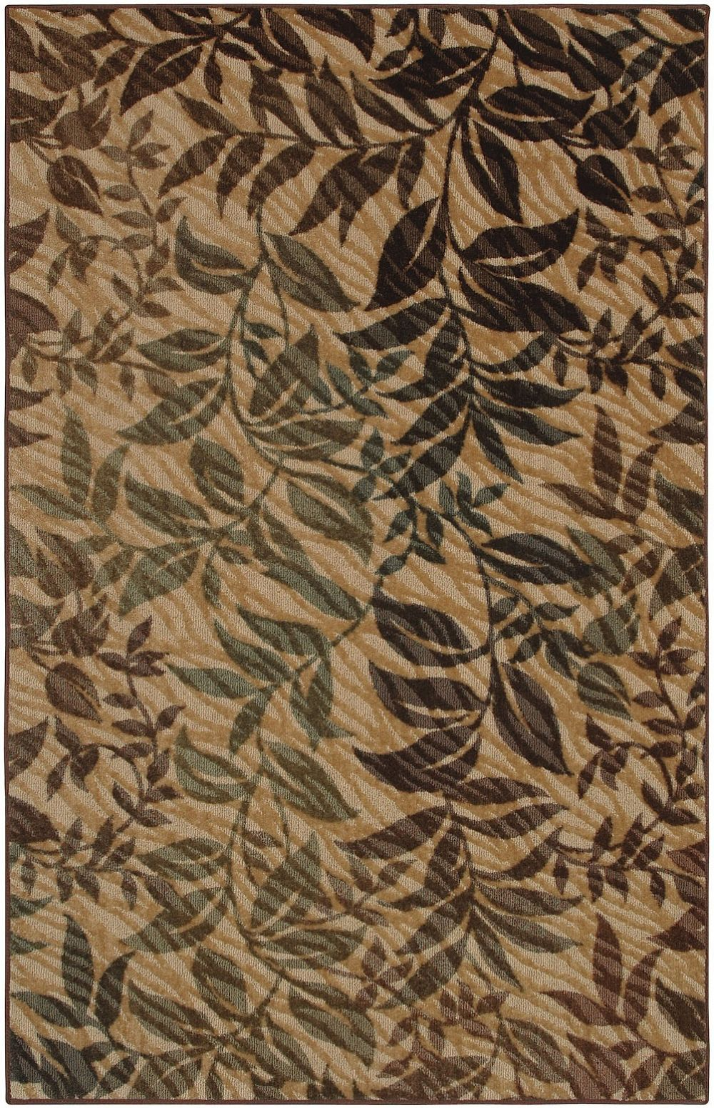 shaw centre street country & floral area rug collection