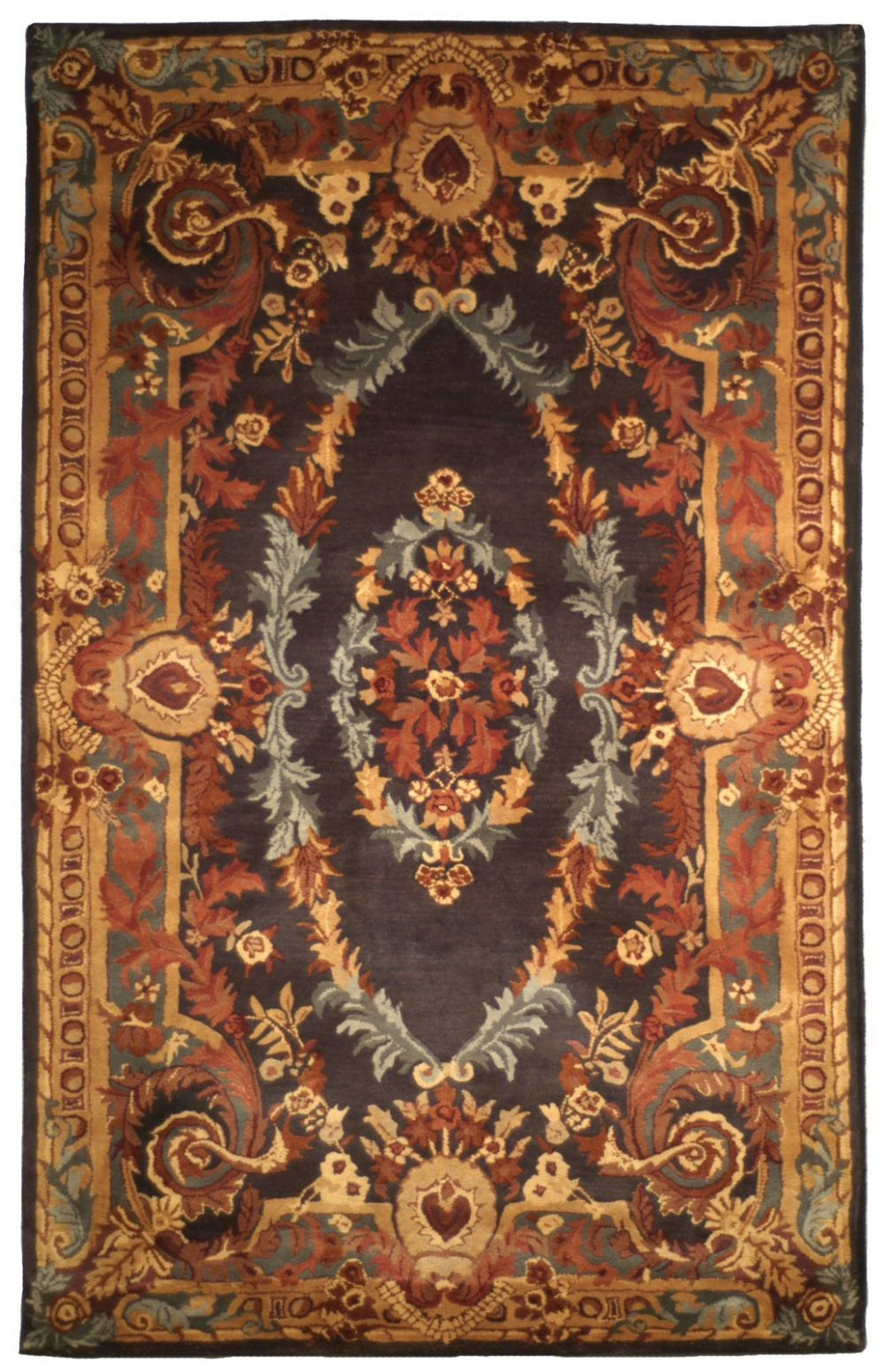 safavieh empire european area rug collection