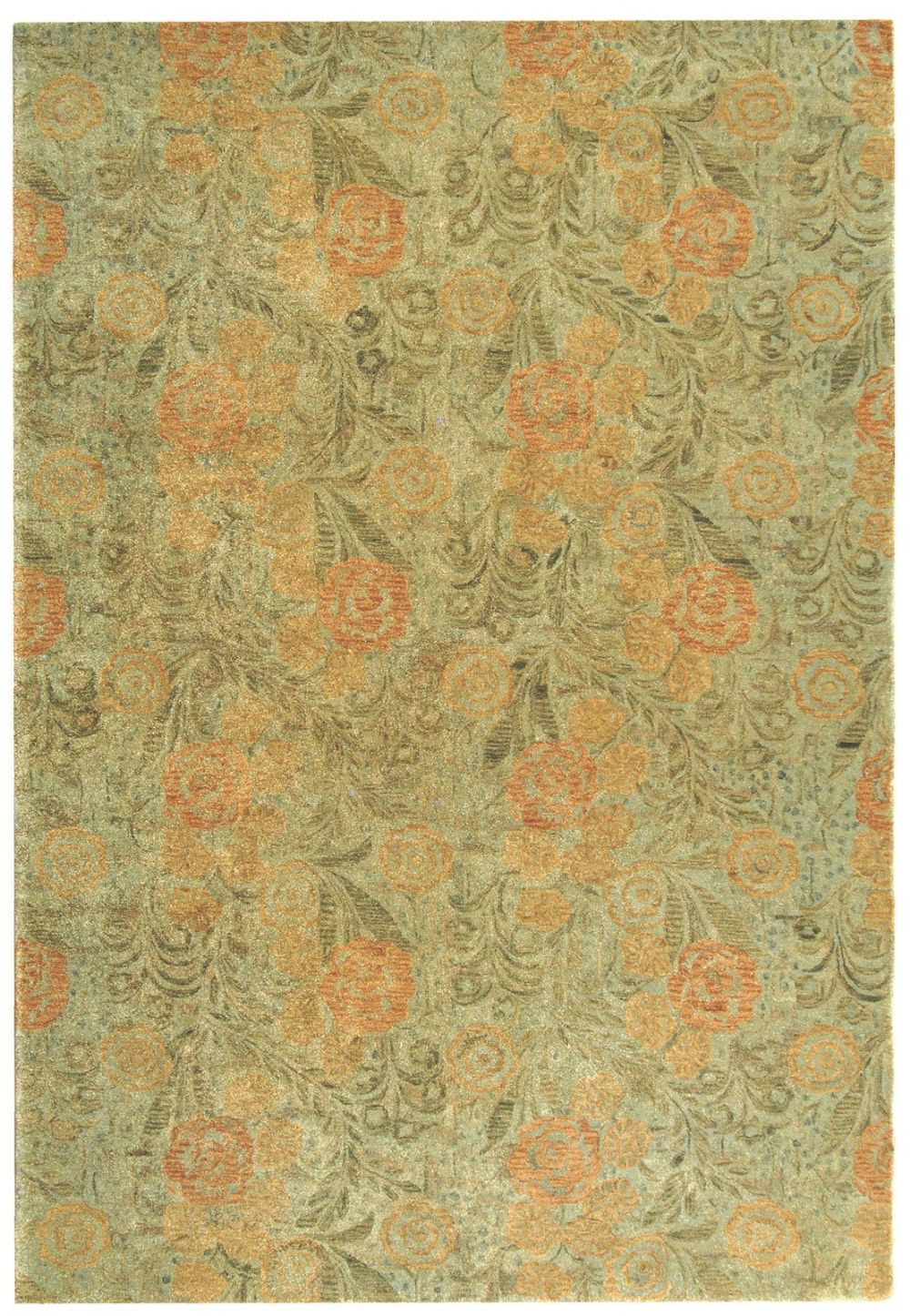 safavieh martha stewart country & floral area rug collection