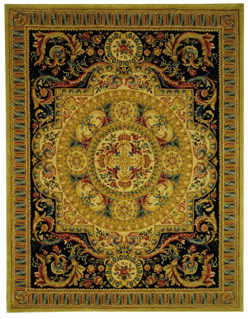 Safavieh Savonnerie European Area Rug Collection Rugpal