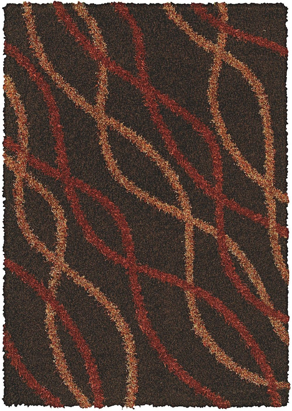 shaw encore shag area rug collection