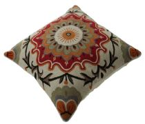 Momeni Contemporary Chainstitch pillow Collection