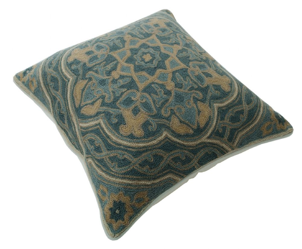 momeni chainstitch contemporary decorative pillow collection