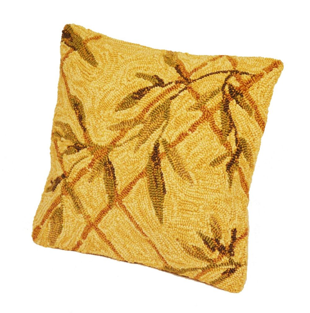 momeni veranda country & floral decorative pillow collection