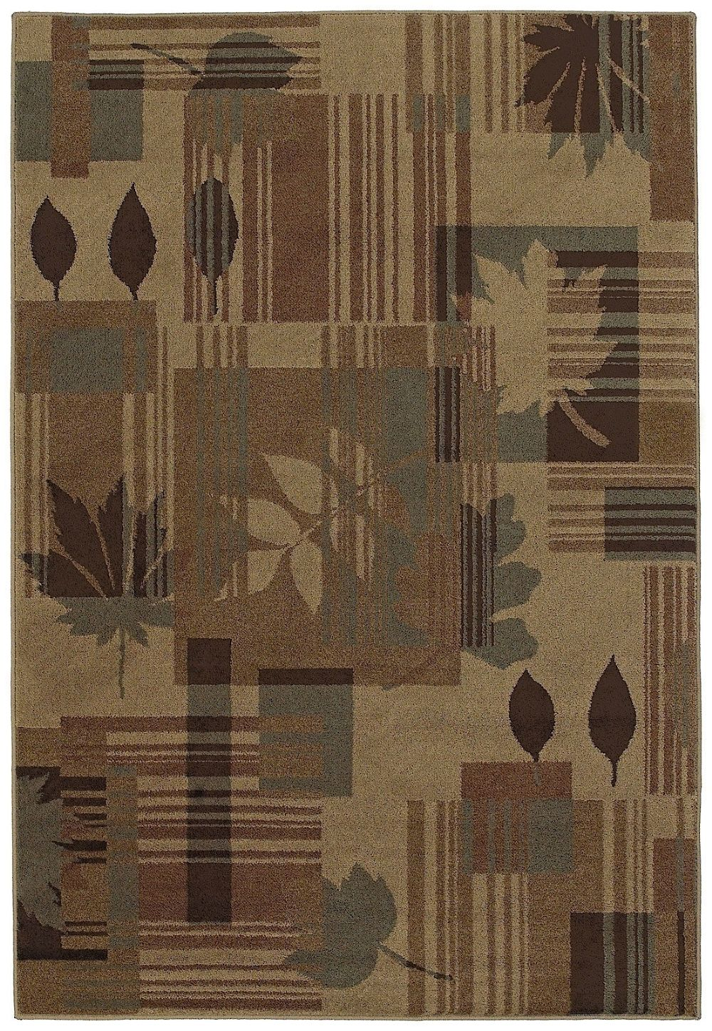 shaw accents contemporary area rug collection