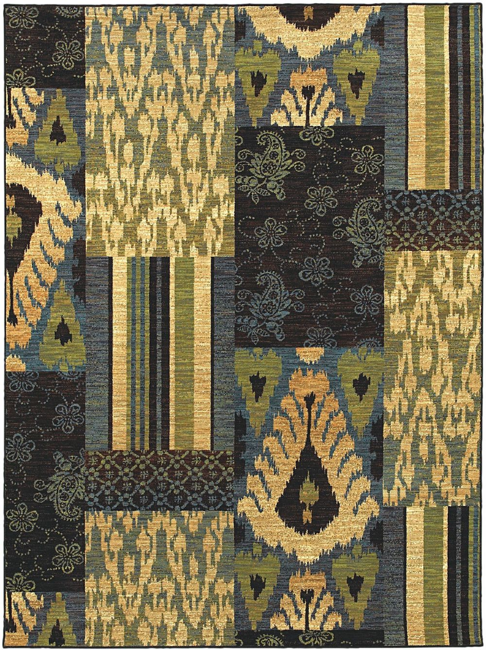 shaw mirabella contemporary area rug collection
