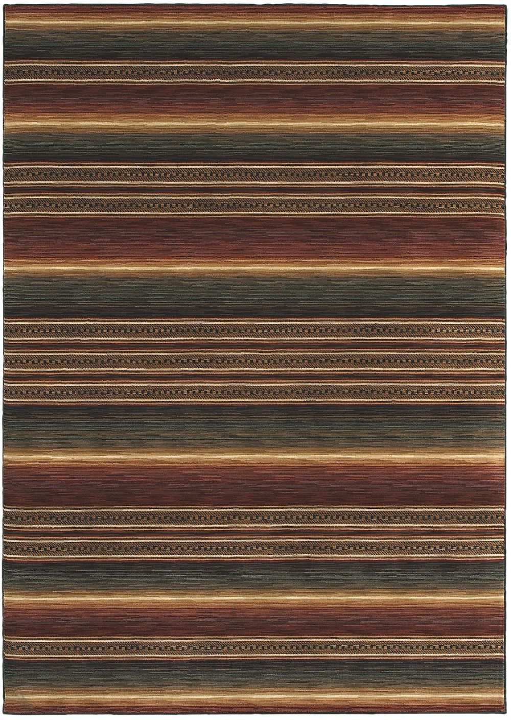 shaw bob timberlake solid/striped area rug collection