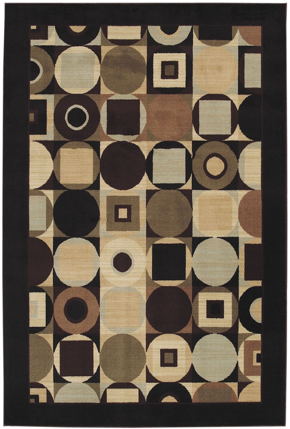 shaw modern elements contemporary area rug collection