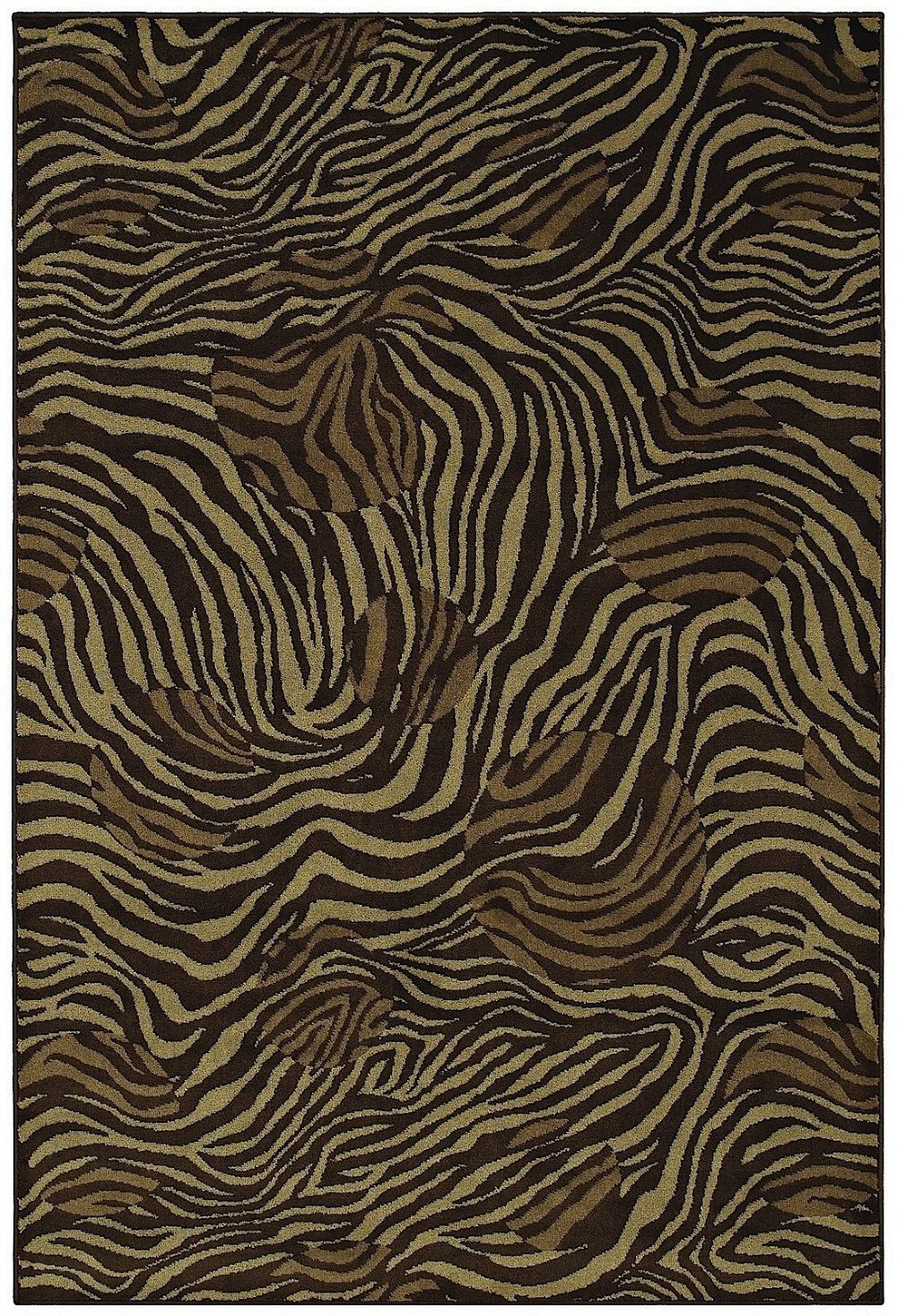 shaw accents animal inspirations area rug collection